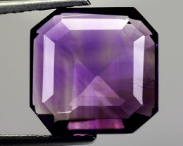 9.44 Ct  Natural Amethyst Top Cutting Top Quality Gemstone. AT 46