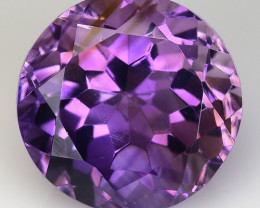 8.45 Ct  Natural Amethyst Top Cutting Top Quality Gemstone. AT 51