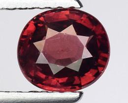 1.06 Ct Rhodolite Garnet Top Quality Gemstone. RG 35