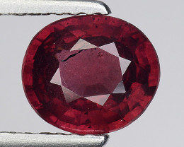 1.56 Ct Rhodolite Garnet Top Quality Gemstone. RG 36