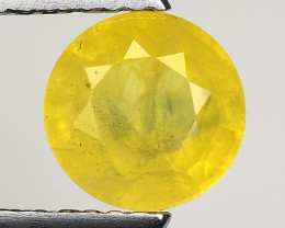 1.59 Ct Yellow Sapphire Top Quality  Gemstone. YS 13