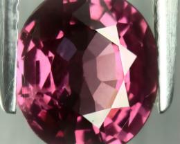 1.84ct Ravishing Purple Pink Rhodolite Garnet