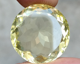 31.00 CT  LEMON QUARTZ Top Quality Gemstone Natural Untreated VA4354