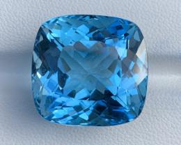42.95 Carats Topaz Gemstones