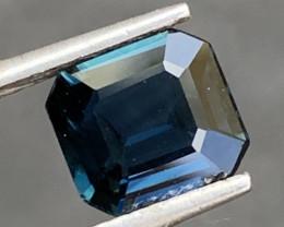 GFCO Certified 1.17 Carats Sapphire Gemstones