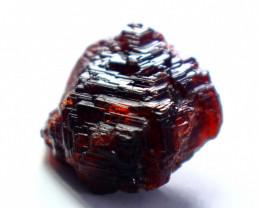 First Class Rare 48.40 ct Red Garnet   Crystal