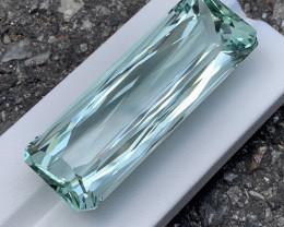 108 Carats Aquamarine Gemstones