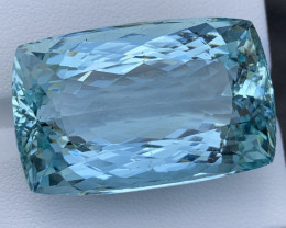 75 Carats Aquamarine Gemstones