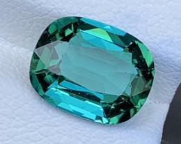 3.82 Carats Natural Color Tourmaline Gemstone