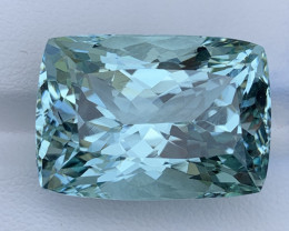 33.60 Carats Aquamarine Gemstones