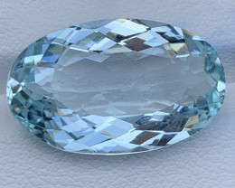 13.42 Carats Aquamarine Gemstones