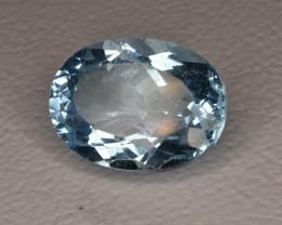 Natural Swiss Topaz 12.75 CTS Gemstone