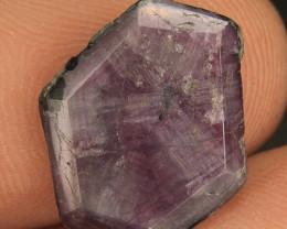 Natural Kashmir Rare TrapicheSapphire From Pakistan
