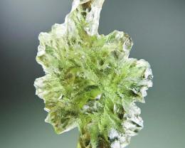 Moldavite from Besednice CERTIFIED