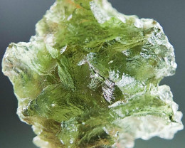 Moldavite from Besednice CERTIFIED