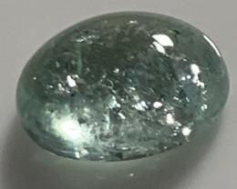 Beautiful Confetti Green Tourmaline Gem NO RESERVE 2.02cts