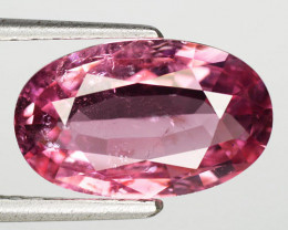 3.33 Cts Dazzling Natural Tourmaline Sweet Pink Oval Mozambique