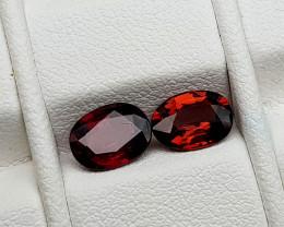 2.85Crt Rhodolite Garnet  Natural Gemstones JI69