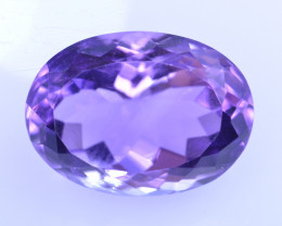 8.64 Cts Amazing Amethyst Brilliant Cut and Color - AMT46