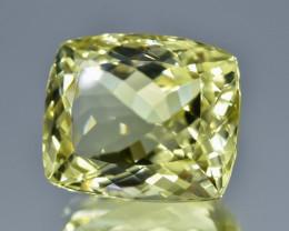 17.11 Crt Natural Lemon Quartz Faceted Gemstone.( AB 08)