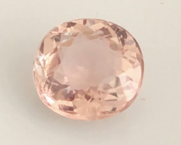 Pretty Orangey Pink Tourmaline NR39