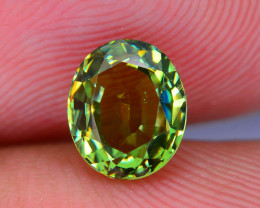 Demantoid Garnet AAA Clarity 1.24 ct Nigeria SKU.8