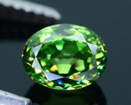 Demantoid Garnet AAA Clarity 0.94 ct Nigeria SKU.8