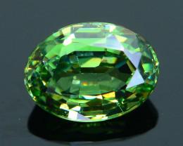 Demantoid Garnet AAA Clarity 0.88 ct Nigeria SKU.8