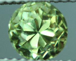 1.27CT 6X6MM EXCELLENT CUT !! TOP QUALITY NATURAL SILLIMANITE - SL12