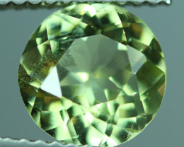 1.89CT 8X8MM EXCELLENT CUT !! TOP QUALITY NATURAL SILLIMANITE - SL13