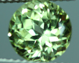 2.62CT 8X8MM EXCELLENT CUT !! TOP QUALITY NATURAL SILLIMANITE - SL15