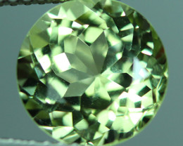 3.45CT 9X9MM EXCELLENT CUT !! TOP QUALITY NATURAL SILLIMANITE - SL17