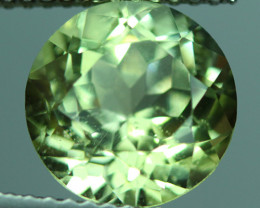 3.44CT 9X9MM EXCELLENT CUT !! TOP QUALITY NATURAL SILLIMANITE - SL18