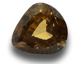 Natural Unheated Yellow Zircon|Loose Gemstone|New|