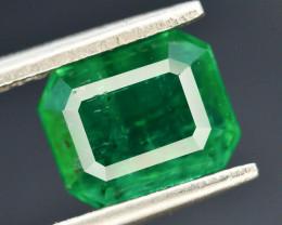 CIGTL~ CERTIFIED AAA Grade Top Color 2.28 ct Zambian Emerald