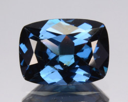 ~Beautiful~ 0.66 Cts Natural Cobalt Blue Spinel Cushion Cut Sri Lanka Gem
