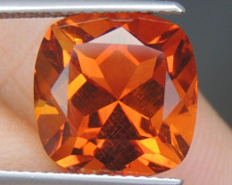 "7.23cts ""Crayola Orange"" Citrine"