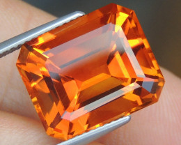 "11.30cts   ""Crayola Orange"" Citrine"