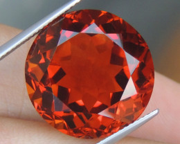 "22.74cts ""Red Citrine"" BIG Size"