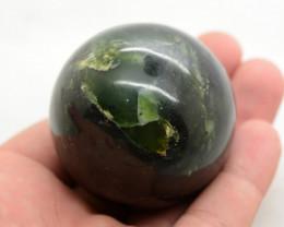 1052 Cts Genuine Nephrite Jade Healing Sphere Pakistan