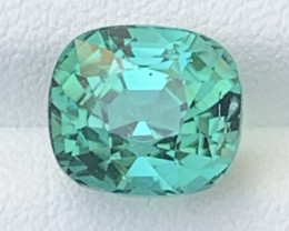 5.05 Carats Natural Color Tourmaline Gemstone AFGHANISTAN