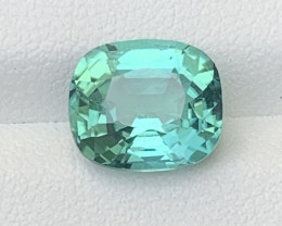 3.98 Carats Natural Color Tourmaline Gemstone From AFGHANISTAN