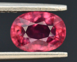 2.0 ct Natural Rubelite Tourmaline