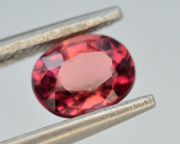 Top Color 0.80 ct Natural Pink Color Tourmaline ~ ABS