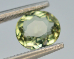 Top Color 1.0 ct Natural Green Color Tourmaline ~ ABS