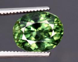 2.70 carats Green Apatite Gemstone