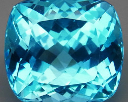 27.78 ct. 100% Natural Top Quality Sky Blue Topaz Brazil