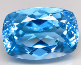 26.45 ct. 100% Natural Earth Mined Top Quality Blue Topaz Brazil