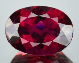 3.11 Cts Natural Raspberry Pink Rubelite Tourmaline Mozambique Gem