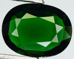 ~BRILLIANT~ 1.26 Cts Natural Green Tourmaline Oval Cut Mozambique